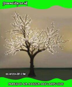 Beli lampu hias bentuk pohon untuk taman GC-GFZCH-26T-3 5M