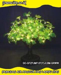 Beli lampu hias ruangan bentuk bonsai