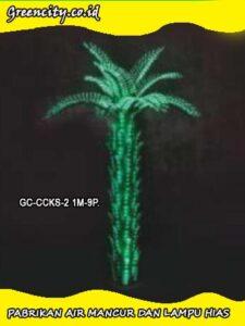 Beli lampu led bentuk pohon palem GC-CCKS-2 1M-9P
