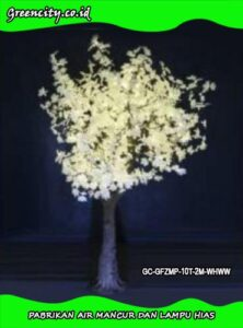 Berapa harga lampu hias pohon GC-GFZMP-10T-2M-WHWW