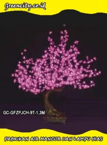 Harga lampu pohon bonsai led GC-GFZPJCH-9T-1,3M