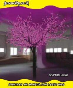 Harga lampu pohon sintetis di jawa timur GC-PTSCH-3.5M