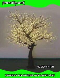 Jual lampu hias kualits terbaik bentuk pohon GC-GFZCH-34T-3M
