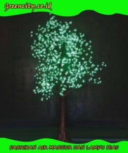 Lampu hias pohon outdoor type GC-GFZBCH-16T-2,7M