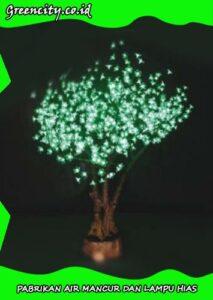 Lampu pohon hias kualitas terbaik GC-GFZBCH-13T (Y)-1,9M