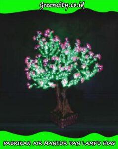 Pohon hias lampu GC-GFZDJH-8T(F)-1,3M