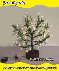beli lampu led hiasan ruangan GC-GFZPJCH-0,6M-WW