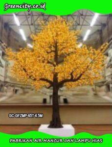 lampu hias bentuk pohon cerry GC-GFZMP-65T-4.5M