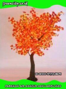 lampu hias minimalis bentuk pohon GC-GFZMP-10T-2M-ORWW