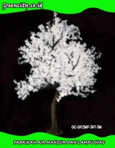 lampu hias pohon berkualitas GC-GFZMP-34T-3M