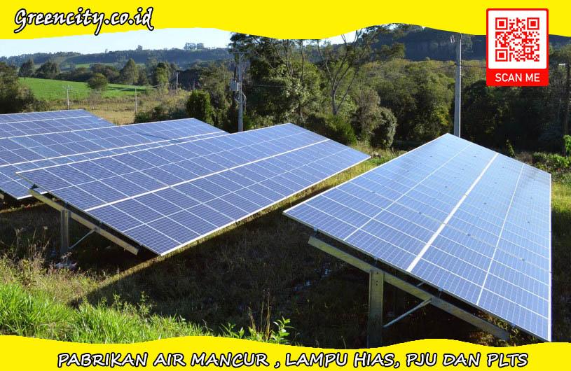 Paket solar panel 30000 watt