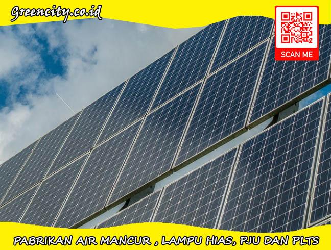 Solar cell berkualitas di surabaya harga bersahabat